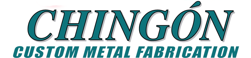 Chingon Custom Metal Fabrication, Logo
